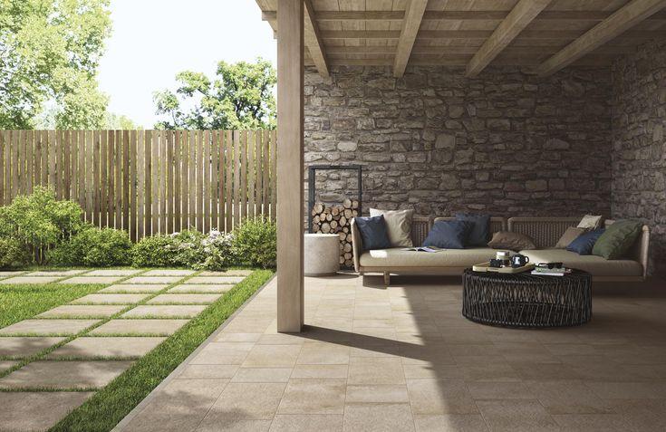 Stoneway Porfido Collection: Stone paving   Ragno