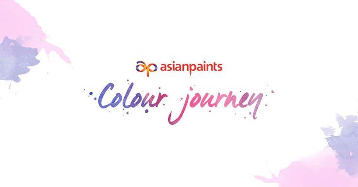 Explore India through colours with Asian Paints Colour Journey.