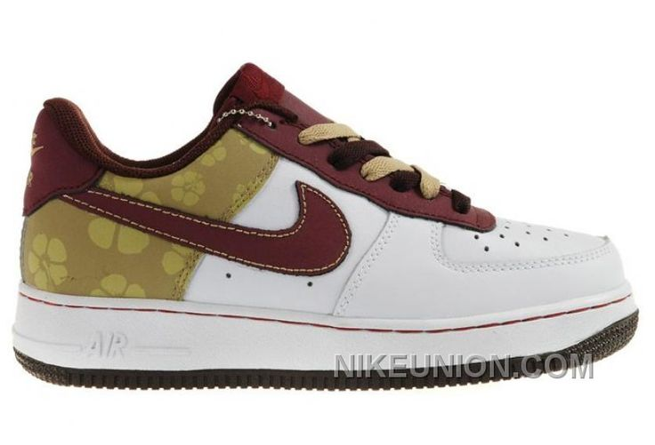 http://www.nikeunion.com/nike-air-force-1-low-red-brown-white-new-style.html NIKE AIR FORCE 1 LOW RED BROWN WHITE NEW STYLE Only $58.12 , Free Shipping!
