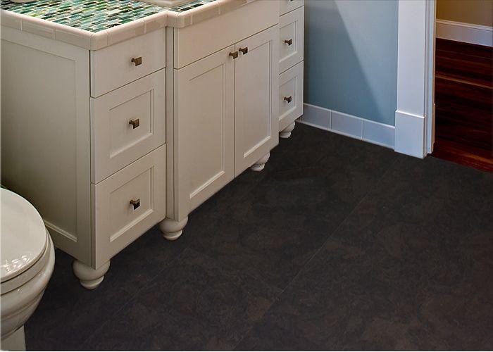 Best 25 cork tiles ideas on pinterest cork board tiles - Is cork flooring good for bathrooms ...