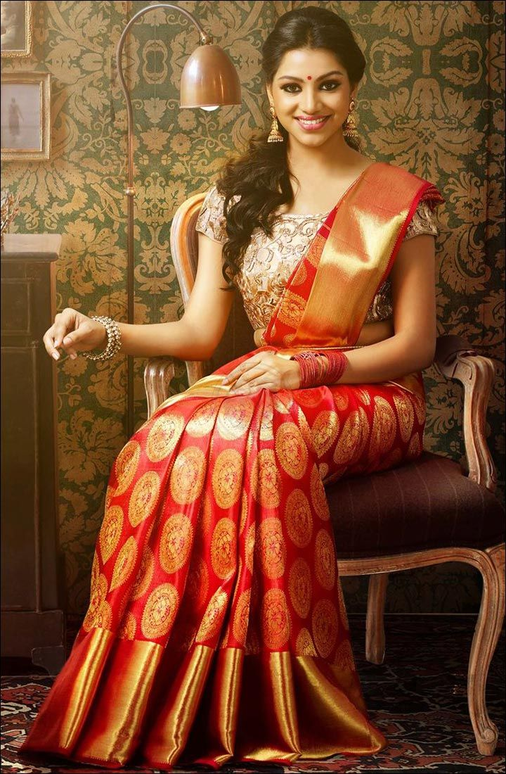 If traditional Kerala Wedding Sarees are what you are  looking for, we've got 16 of the loveliest ones you will ever set your eyes upon right here.   www.sameepam.com