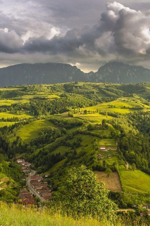 Piatra Craiului mountains, Romania by Alex Zamfir