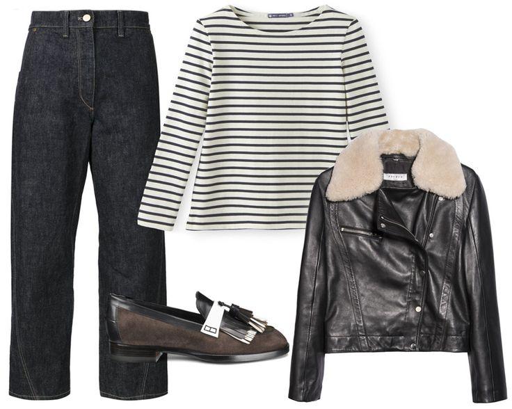 5 идей, как носить джинсы с высокой талией Еще раз вспомнили все главные осенние тренды и составили 5 красивых образов, где главным элементом стали джинсы с высокой талией. Готика, милитари и другое — в нашем материале.