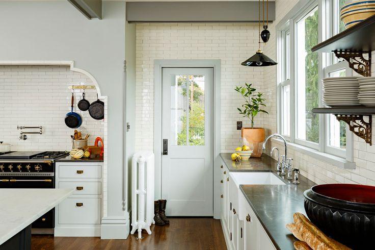 Victorian Kitchen – Jessica Helgerson Interior Design