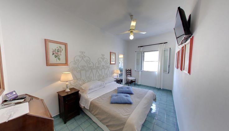 Camera Standard(Hotel Chiaia di Luna, Isola di Ponza)