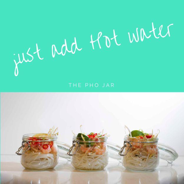 Prepare Ahead Pho Jar