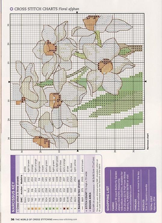 Gallery.ru / Фото #20 - The World of Cross Stitching-147 - Orlanda