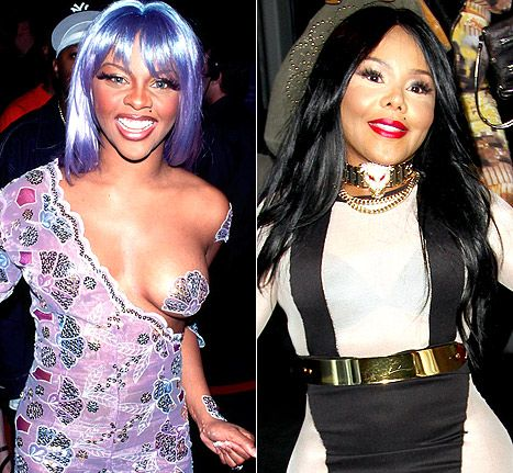 Lil Kim's Face Looks Unrecognizable During Appearance in West Hollywood: Picture - Us Weekly