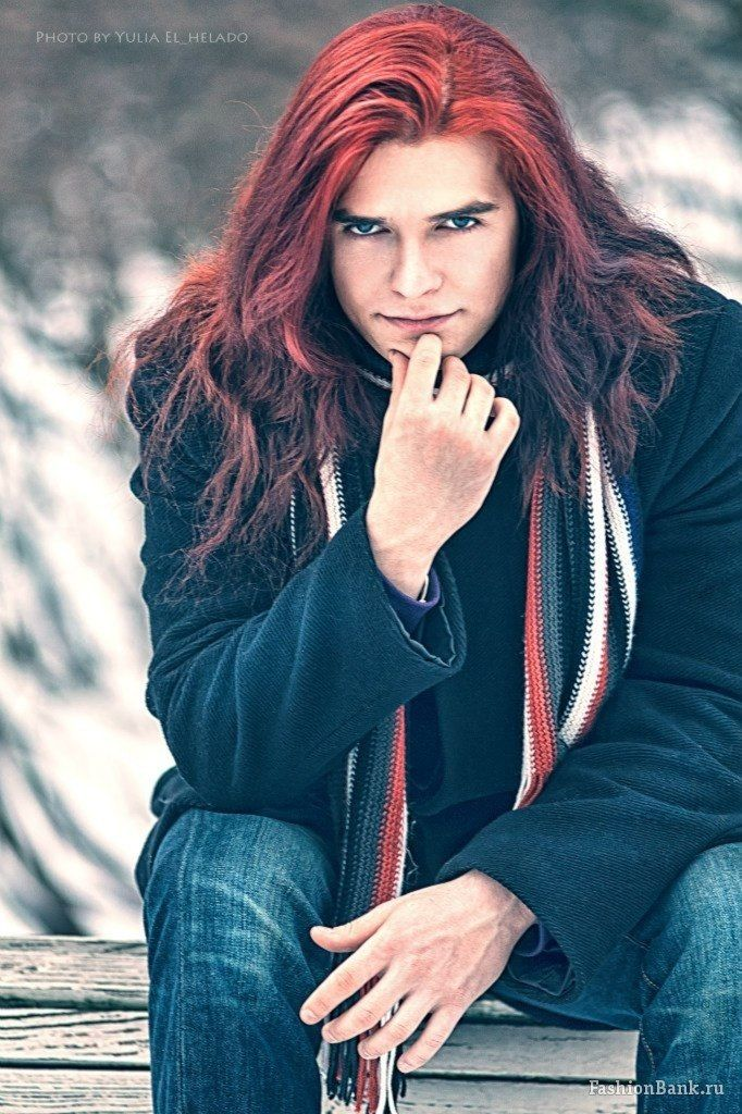 Oh lawdy, lawdy....a red-hot red head!