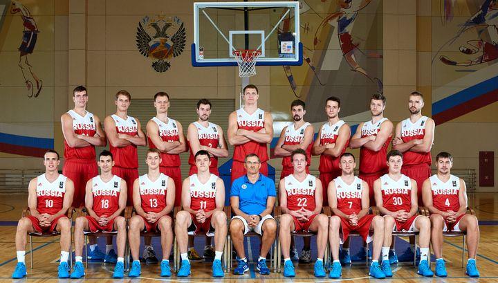 Баскетболисты сборной России пробились на Евро-2017 | 24инфо.рф