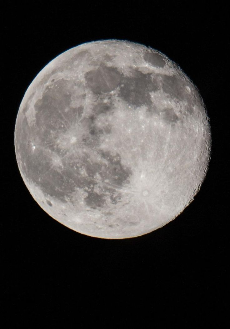 Full Moon on Friday the 13th. This won't happen again until 2049!