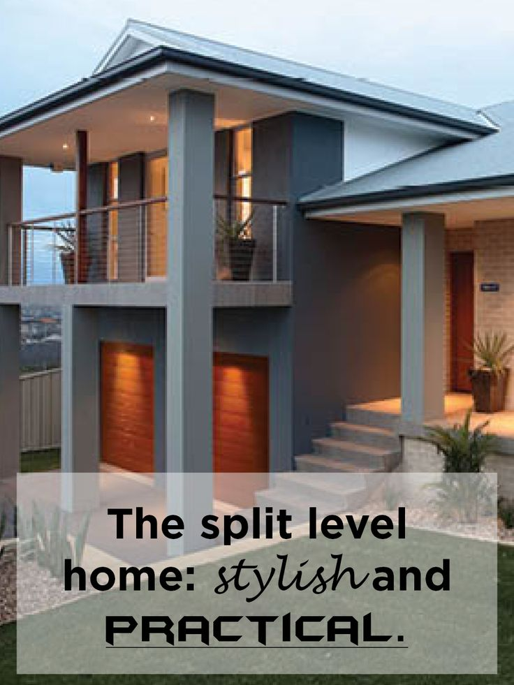 Sloping Block House Designs Bush and Beach Homes Houses