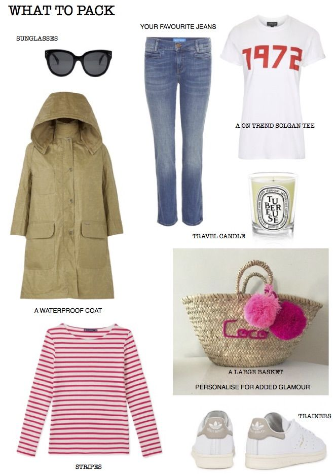 WHAT TO PACK FOR AN EASTER WEEKEND BREAK IN THE UK | FEATURING TOPSHOP'S 1972 T-SHIRT | FASHIONMUMOF40 BLOG