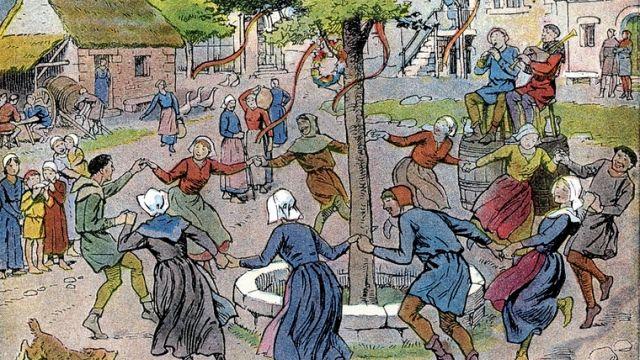 23 Janvier 1318 Le Roi Philippe V Affranchit Les Serfs De Ses