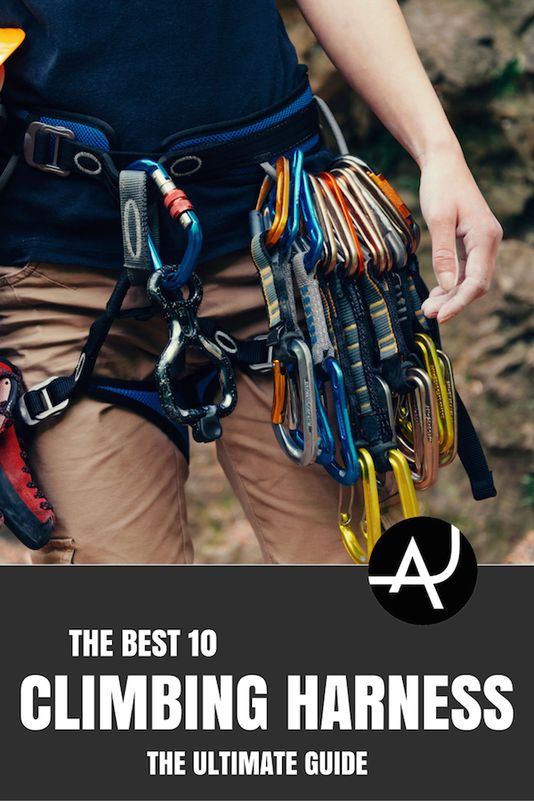 Climbing Harness 101. Learn how to choose your harness for climbing and what are the best climbing harness models available on the market.