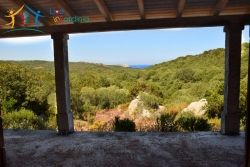 SARDINIAN VILLAS ON PANORAMIC PLOT FOR SALE NEAR SANTA TERESA DI GALLURA, NORTHERN SARDINIA