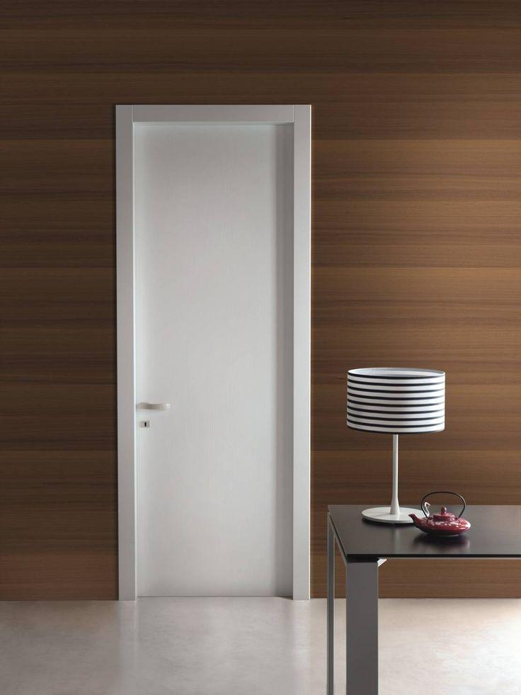 10 motivi per scegliere le porte interne in laminato. #porteperinterni #interiordesign #casa https://www.homify.it/librodelleidee/239434/10-motivi-per-scegliere-le-porte-interne-in-laminato