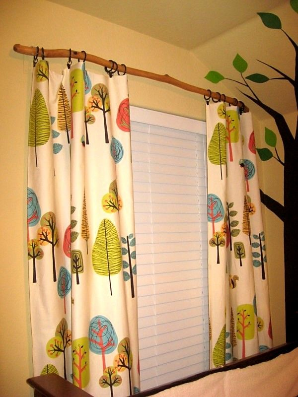 17 best images about owl nursery for twins on pinterest for Drapes over crib