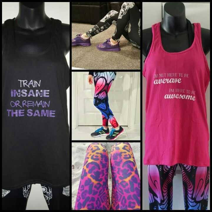 Some of Energo Apparel's range  #funky #bright #fitnessapparel #affordable #energoapparel #motivation #fitness #health #fashion