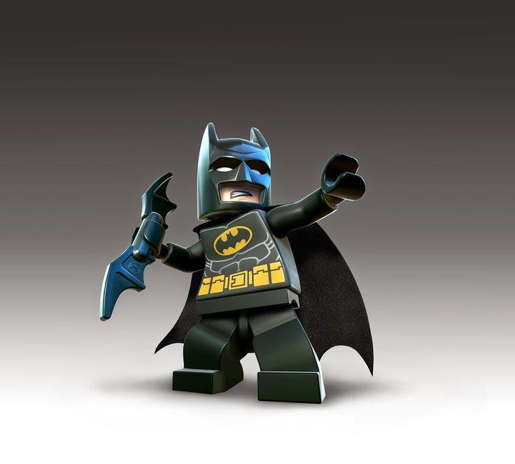 The lego batman animated movie wallpaper