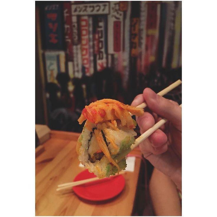 Sushi sessions  ______________________________________________________  #sushibar #sushi #crabsalad #roll #ig_greece #picoftheday #koisushi #lifo #living #lifestyle #picoftheday #ig_daily #foodporn #foodstagram #yummy #daily #glyfada #wedoitbetter