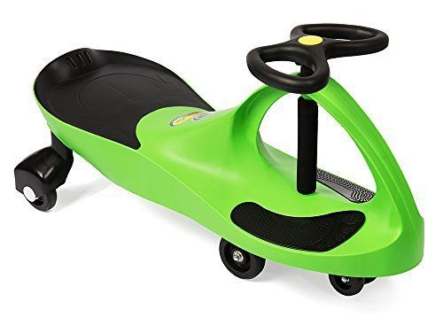 *AMAZON DEAL* PLASMACAR RIDE ON TOY - LIME!!