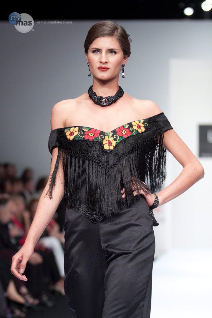 Vestido Mexicano Damas Pinterest Style