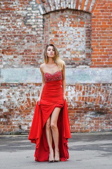 Взять в прокат Женская одежда Платья Jovani Москва