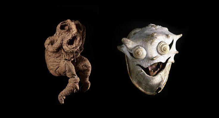 Il museo dell'Art Brut di Losanna presentaopere di autori che, per diverse ragioni, sonosfuggiti al condizionamento culturale e al conformismo sociale.