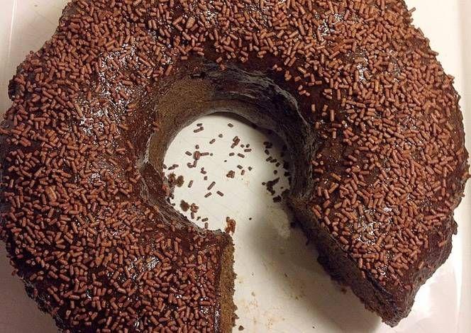 Torta de Algarroba sin TACC
