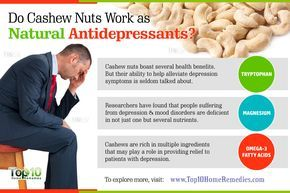 Top 10 Home RemediesDo Cashew Nuts Work as Natural Antidepressants? | Top 10 Home Remedies