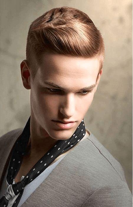 Cool Frisuren Männer Klassisch