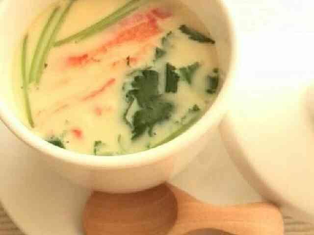 寿司屋直伝✩簡単✩茶碗蒸しの画像