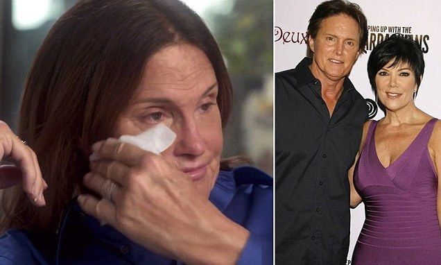 "AMAZING STORIES AROUND THE WORLD: Tearful KIM Kardashian's DAD Says ""I'm a woman"" Af..."