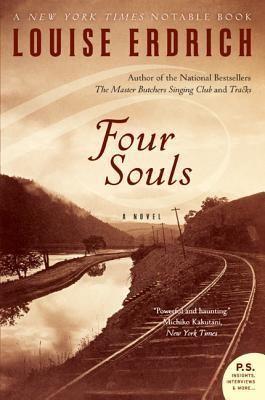 Four Souls by Louise Erdrich ...readswellwith... Bone Gap by Laura Ruby