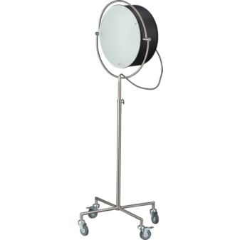 I can't possibly be the only person that likes the idea of having photography studio style lights in their home, can I?    250$ from CB2.
