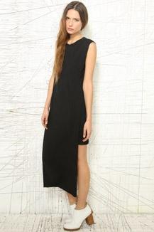 Cheap Monday Drop Front Short-Sleeved Dress