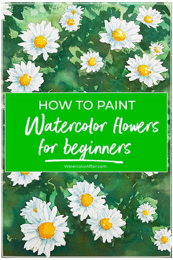 Level 4 How To Watercolour Painting Tutorial For Beginners