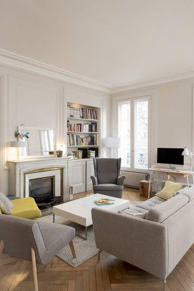 81 best Déco salon images on Pinterest Lyon, Blog designs and