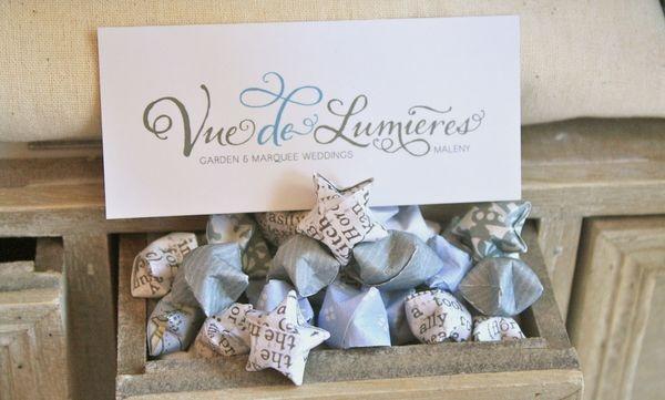 Vue de Lumieres | Identity :: KRUSH DESIGN by Lisa Manson, via Behance