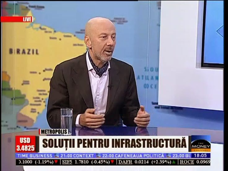 Alexandros Ignatiadis a oferit solutii care ar putea ajuta companiile romanesti sa participe la licitatii publice pentru marile proiecte de infrastructura