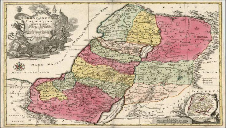 Αυτές ήταν οι 154 ελληνικές πόλεις της Παλαιστίνης κατά την εποχή του Ιησού Χριστού!!! | Όλυμπος Εφημερίδα