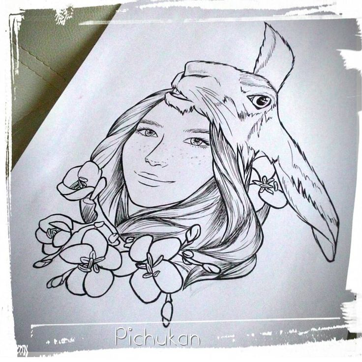 Свободный эскиз.    #art #illustration #drawing #draw #instagramanet #picture #photography #artist #sketch #sketchbook #paper #pen #pencil #artsy #instaart #beautiful #instagood #gallery #sketchzone #creative #photooftheday #instaartist #graphic #graphics #artoftheday #Russia #spb #тату #tattoo #девушка