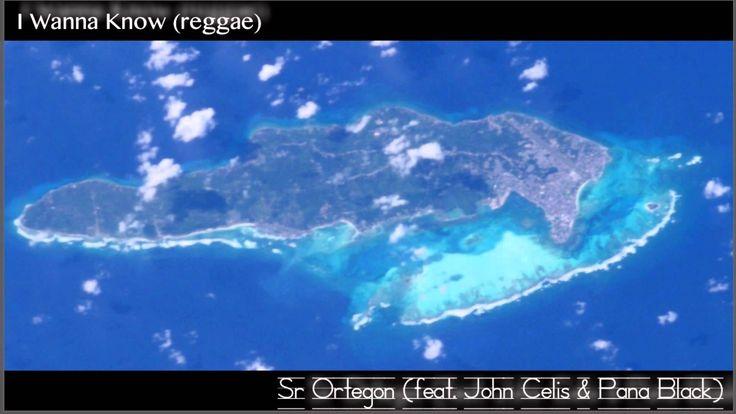 "Sr Ortegon - ""I Wanna Know"" (reggae mix) - (feat. John Celis & Pana Black)"