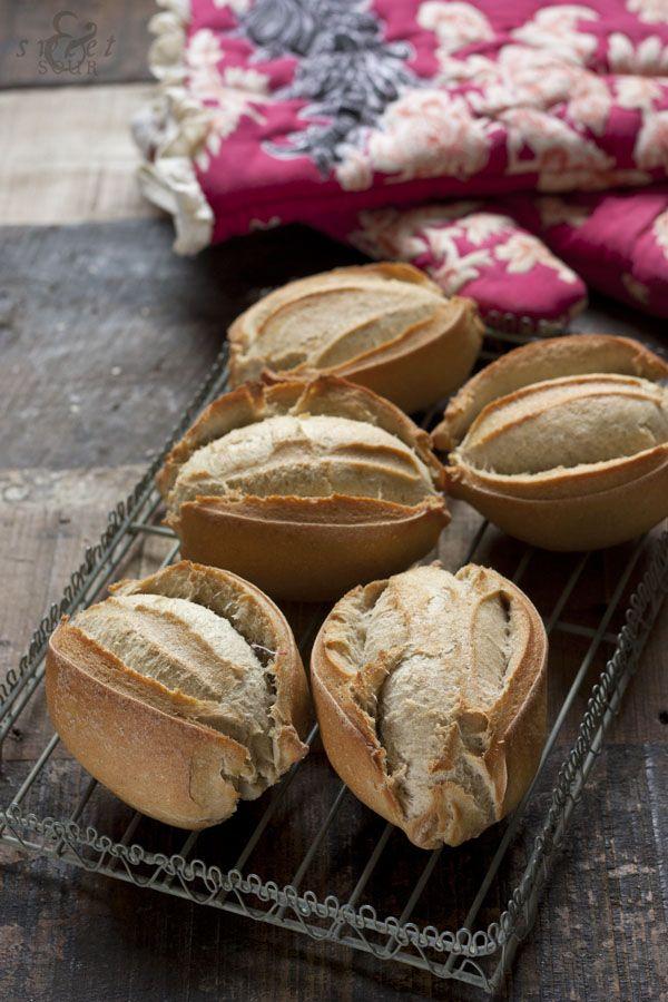 BOLLO SEVILLANO   Bread Más