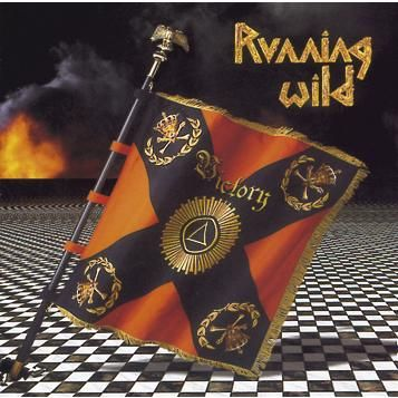 """L'album dei #RunningWild intitolato """"Victory""""."""