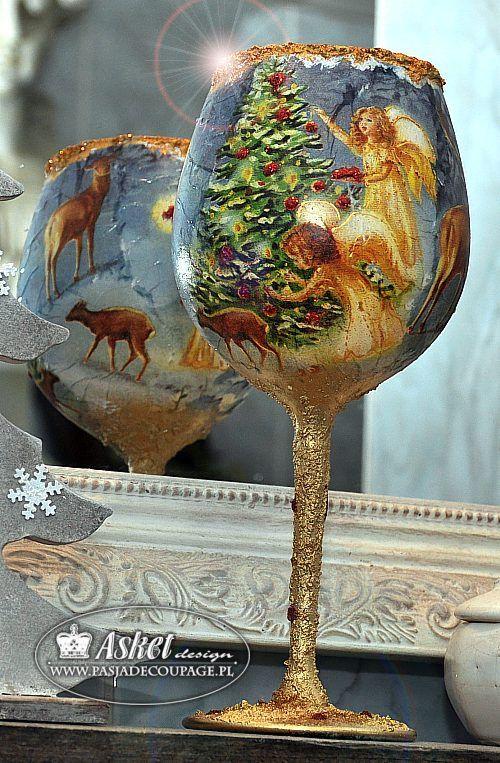 lampion świąteczny ASKET