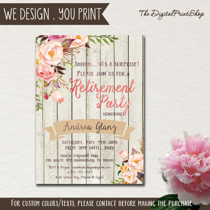 340 best invites images on Pinterest | Invitations, Cards and ...