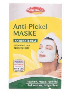 myTime Angebote Schaebens Anti-Pickel Maske: Category: Drogerie > Körperpflege & Kosmetik > Gesichtspflege > Masken & Item…%#lebensmittel%