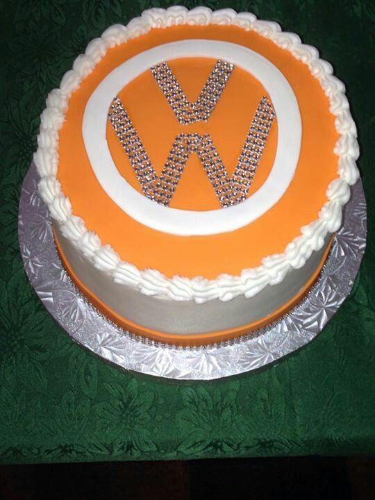 Images Vw Beetle Logo Cake